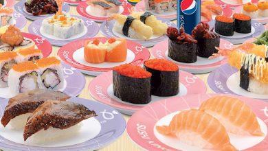 Photo of Sushi Bonanza RM3.18一碟!