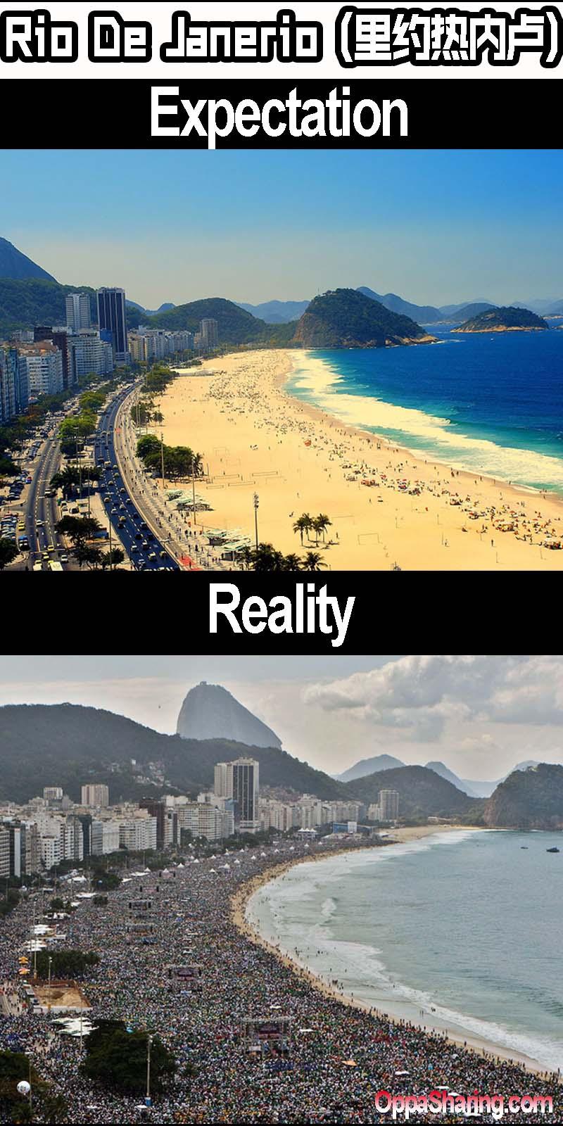 里约热内卢 Rio de janerio