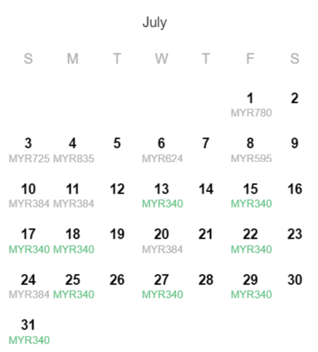 july dmk