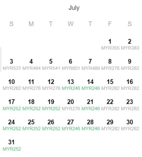 july promo dmk