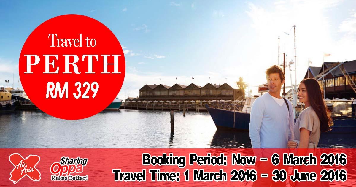 perth march 16