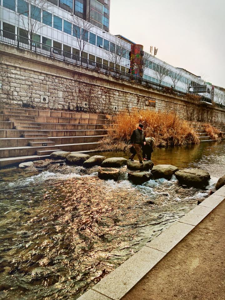 東大門清溪川.2