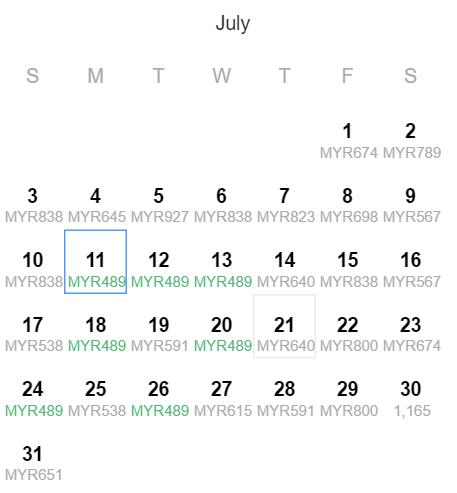 JULY PROMO SIN 169
