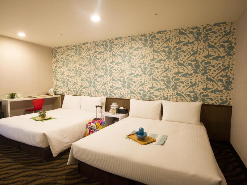 Asia travel book rm68 for Hotel design ximen