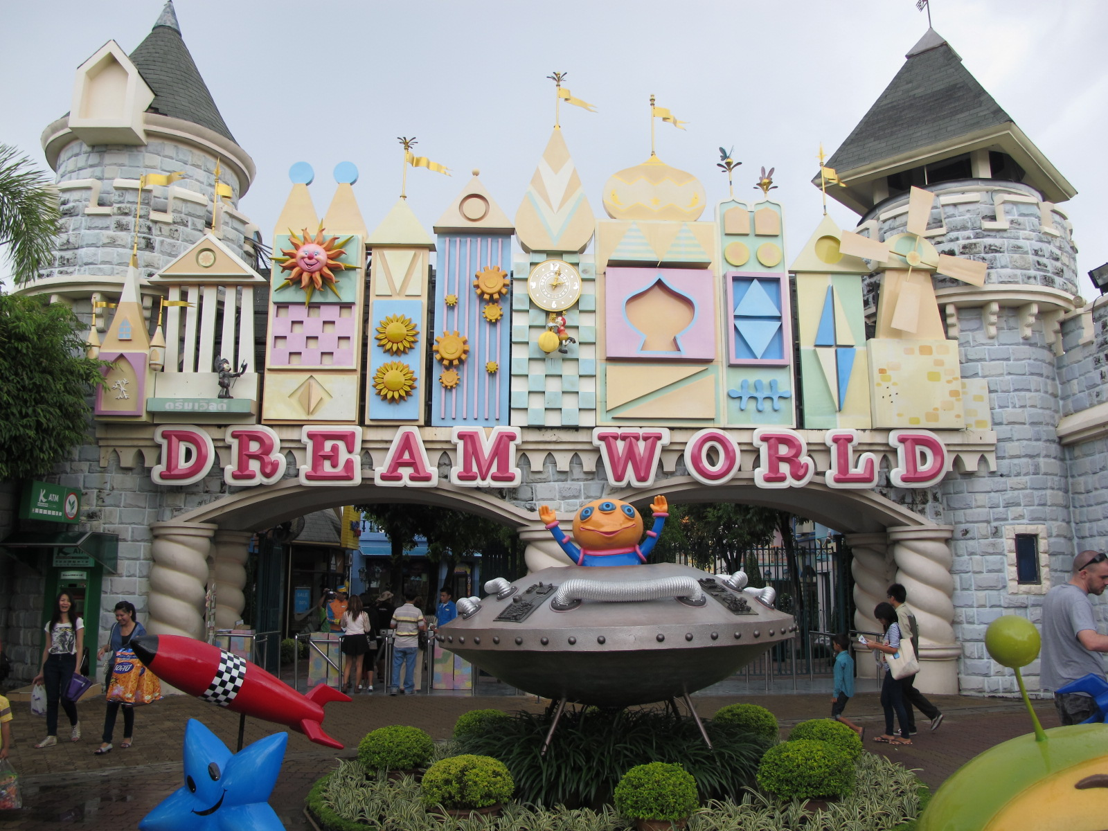 dream world bankgok2