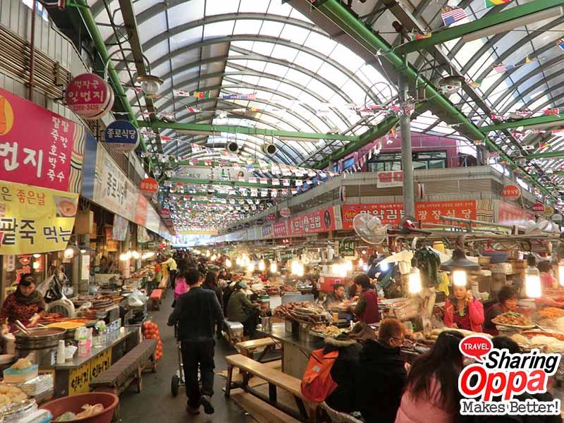 gwang jang market 1
