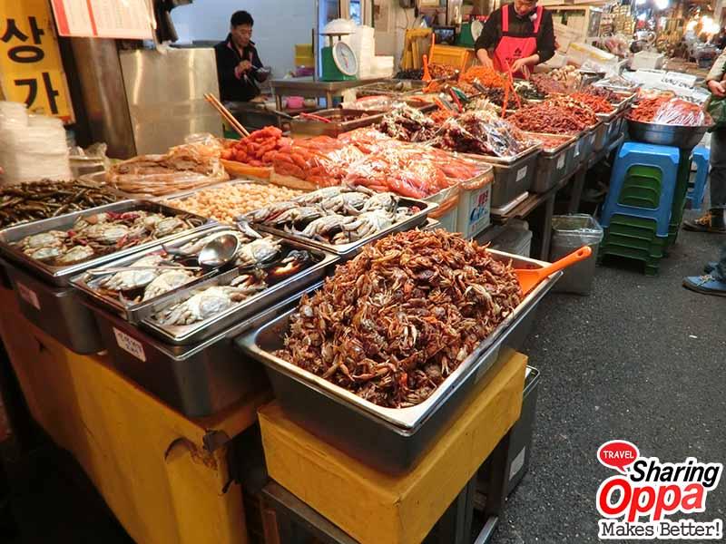 gwanjang market 3