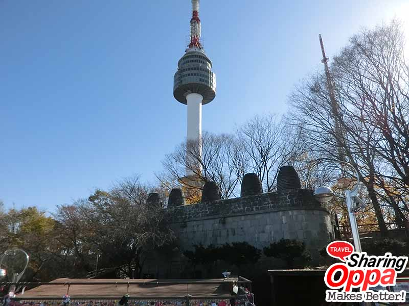 namsan tower 1