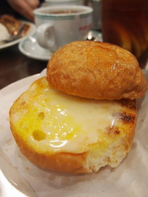 奶油豬仔包 香港 兰芳园 1