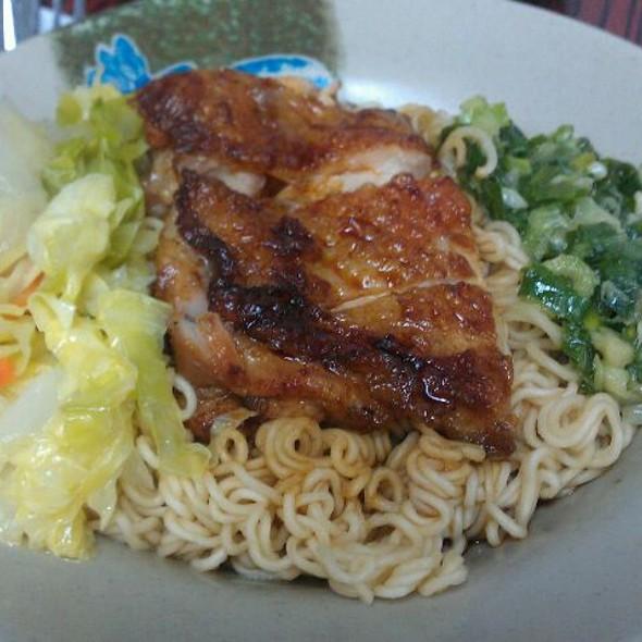 蔥油雞扒撈丁香港 兰芳园 3