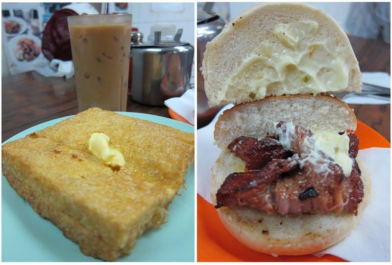 豬扒包 香港 兰芳园 2