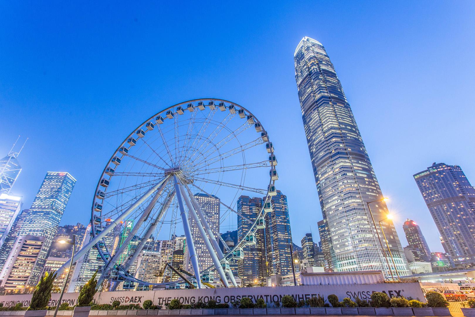 香港摩天轮