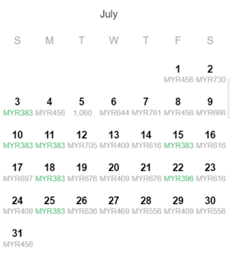 july kk promo