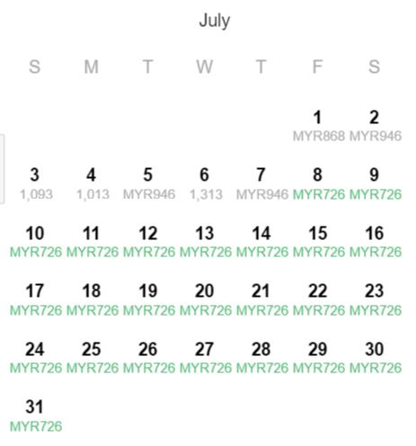 july mas promo