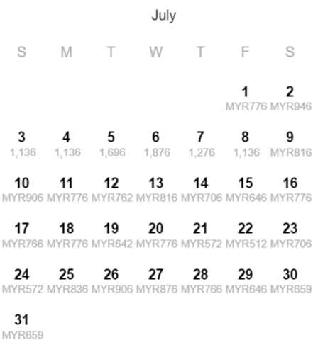 july promo malindo