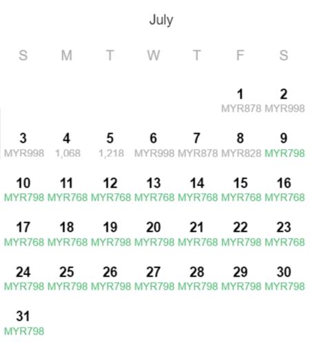 july promo