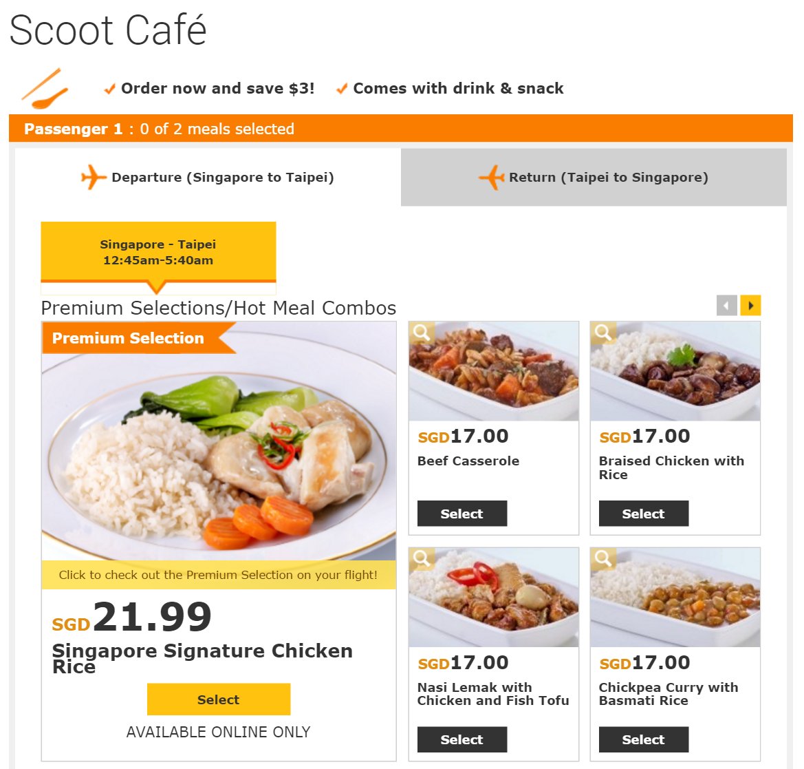 scoot cafe