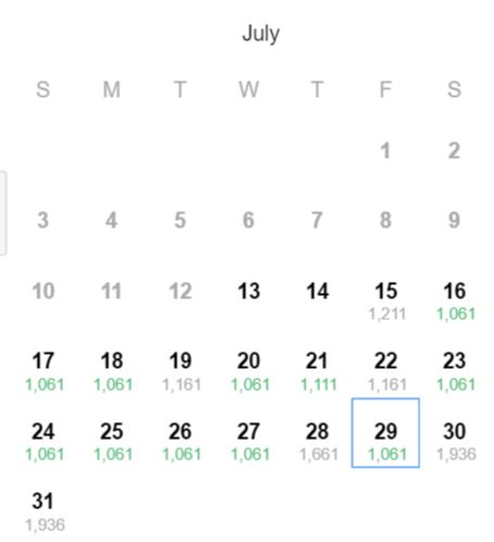 1060 july