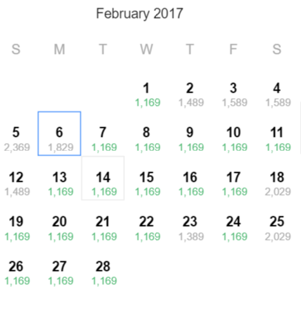 tokyo feb 2017