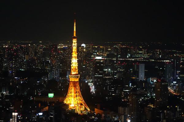 东京铁塔(Tokyo Tower