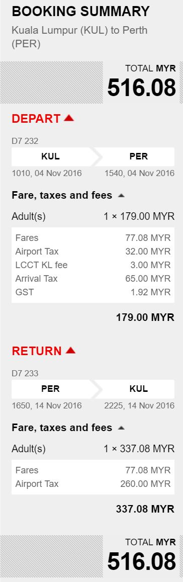 RM516来回