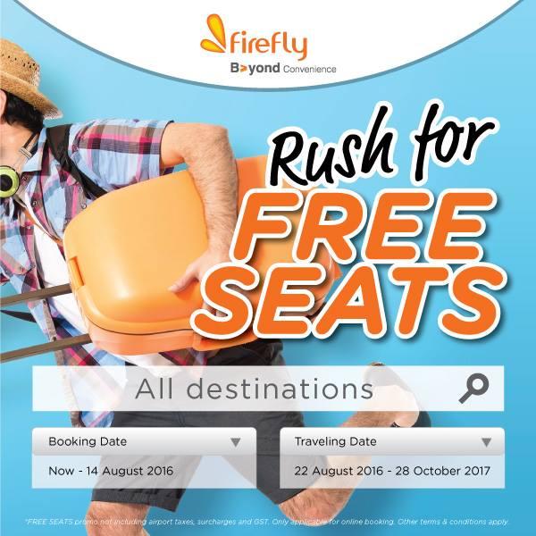 free seat