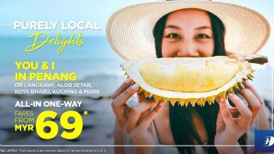 Photo of 【国内优惠】MAS马航Domestic有优惠!单程机票从RM69起![Exp: 19 July 2019]