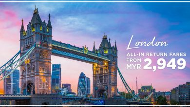 Photo of 【伦敦London优惠】吉隆坡KUL出发 来回RM2949!包括20kg托运+飞机餐!#马航直飞 [Exp: 21 July 2019]