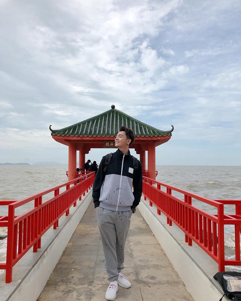 Long Chao Kok Coastal Trail / Pagoda 黑沙龙爪角海岸径