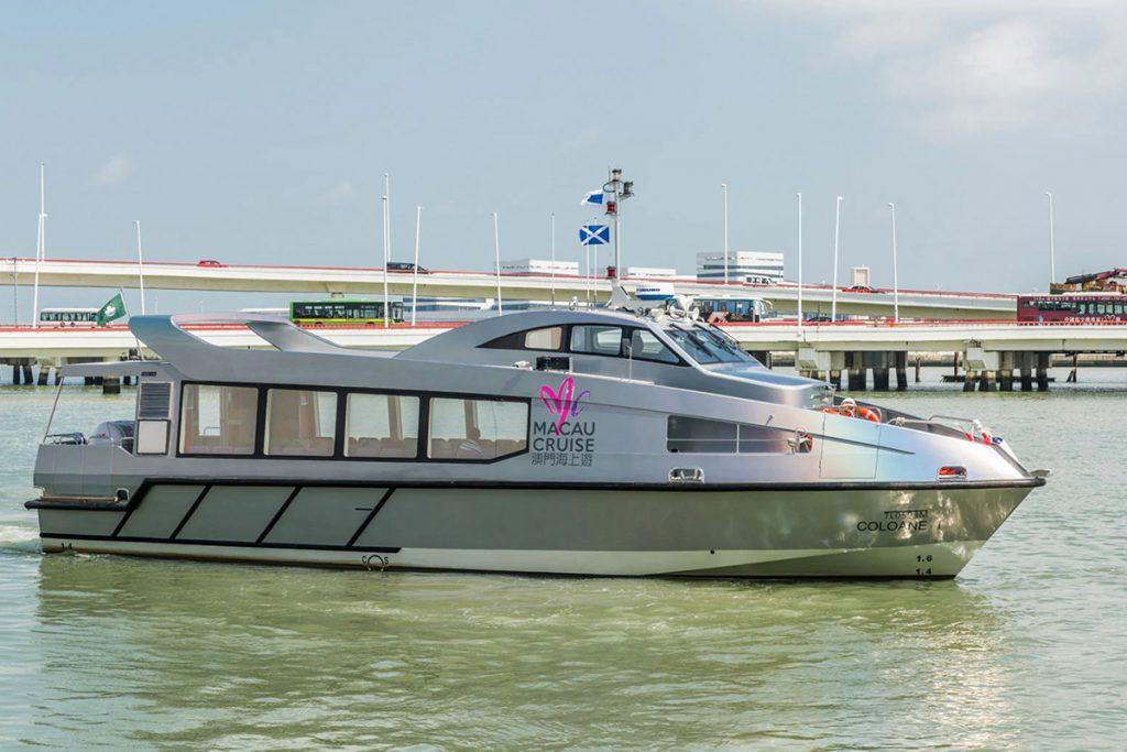 Macao Cruise澳门海上游