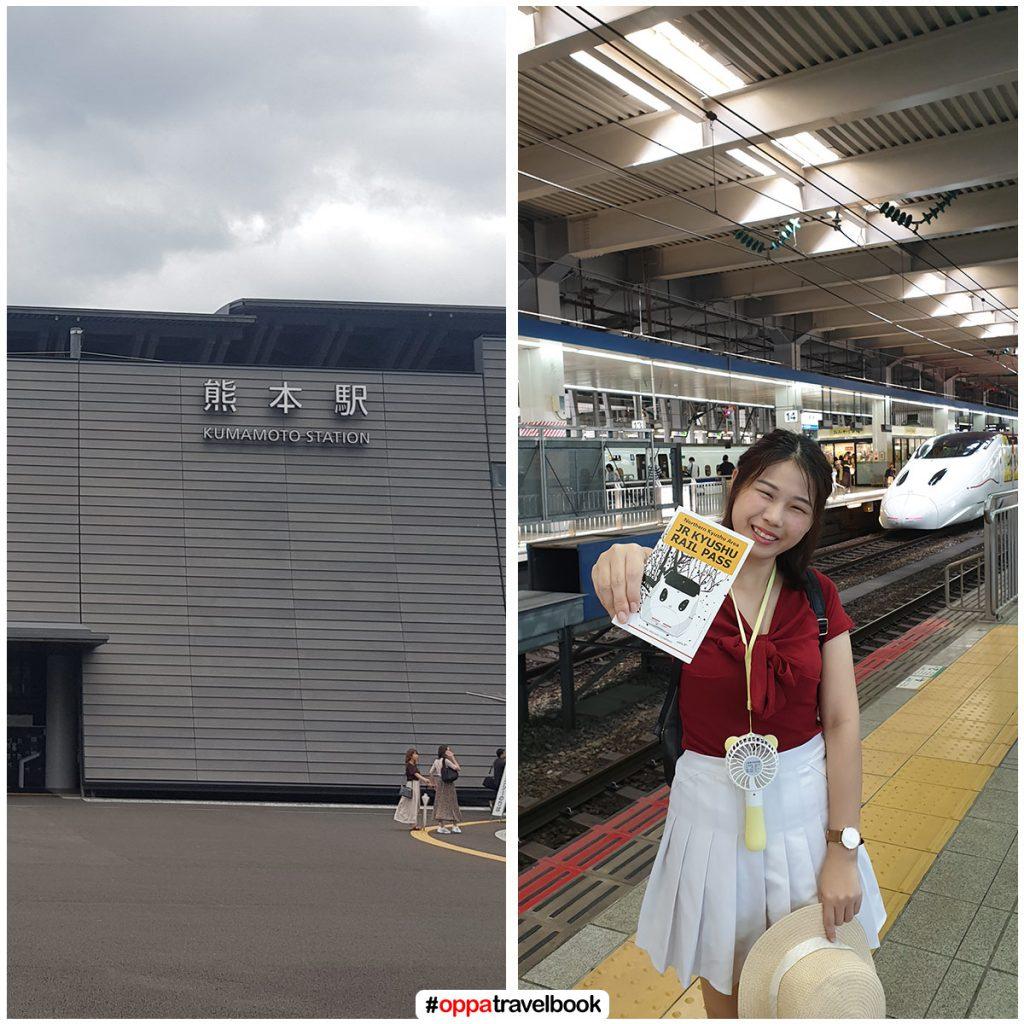 从福冈博多站出发只要30分钟就可以抵达了,真的很方便!