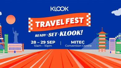 Photo of 【KLOOK TRAVEL FEST】超大型旅游促销!高达50%折扣![28~29 Sep 2019@MITEC KL]