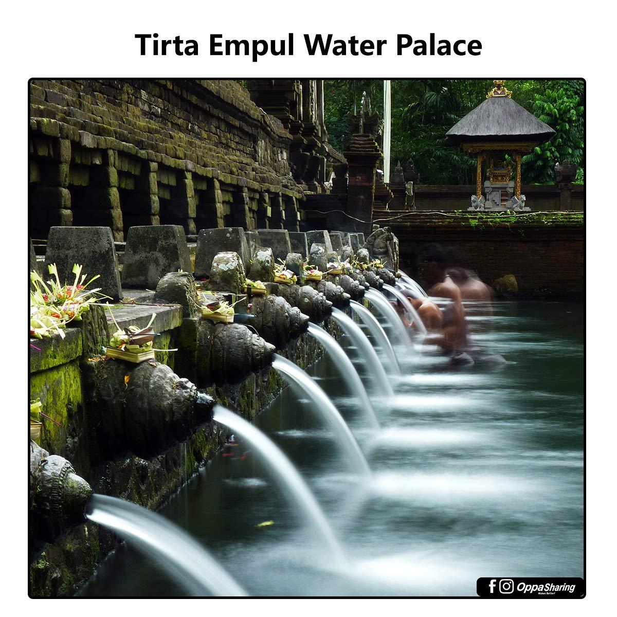 Tirta Empul Water Palace