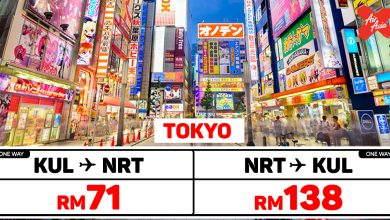 Photo of 【#时间表】UNLIMITED PASS 吉隆坡KUL — 东京Tokyo (Narita) 单程RM71 来回RM209