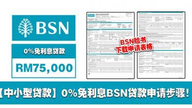 Photo of 【中小型企业】0%免利息BSN贷款申请步骤!