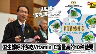 Photo of 【生活资讯】卫生部呼吁大家多吃维生素C含量高的10种蔬菜水果