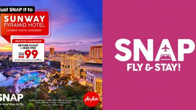 Photo of airasia.com与Sunway推出SNAP配套,机票+酒店从99令吉起!