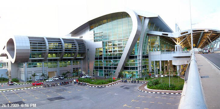 Photo of 亚庇第二机场(AirAsia) 11月1号正式在第一机场(Terminal 1)起飞和降落
