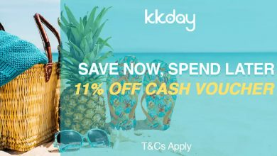 Photo of 【11% 折扣】KKday Cash Voucher 电子现金礼券 !